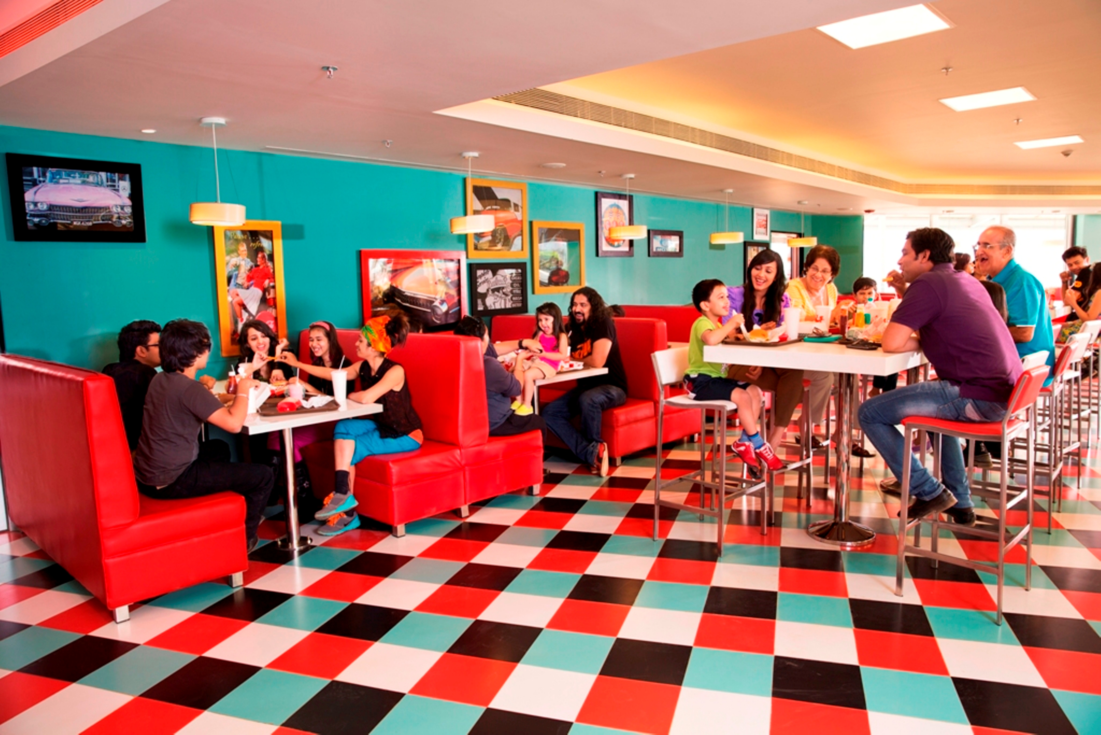 Decoration Restaurant Style Americain : Ready…steady…scream review of imagica fashionably foody