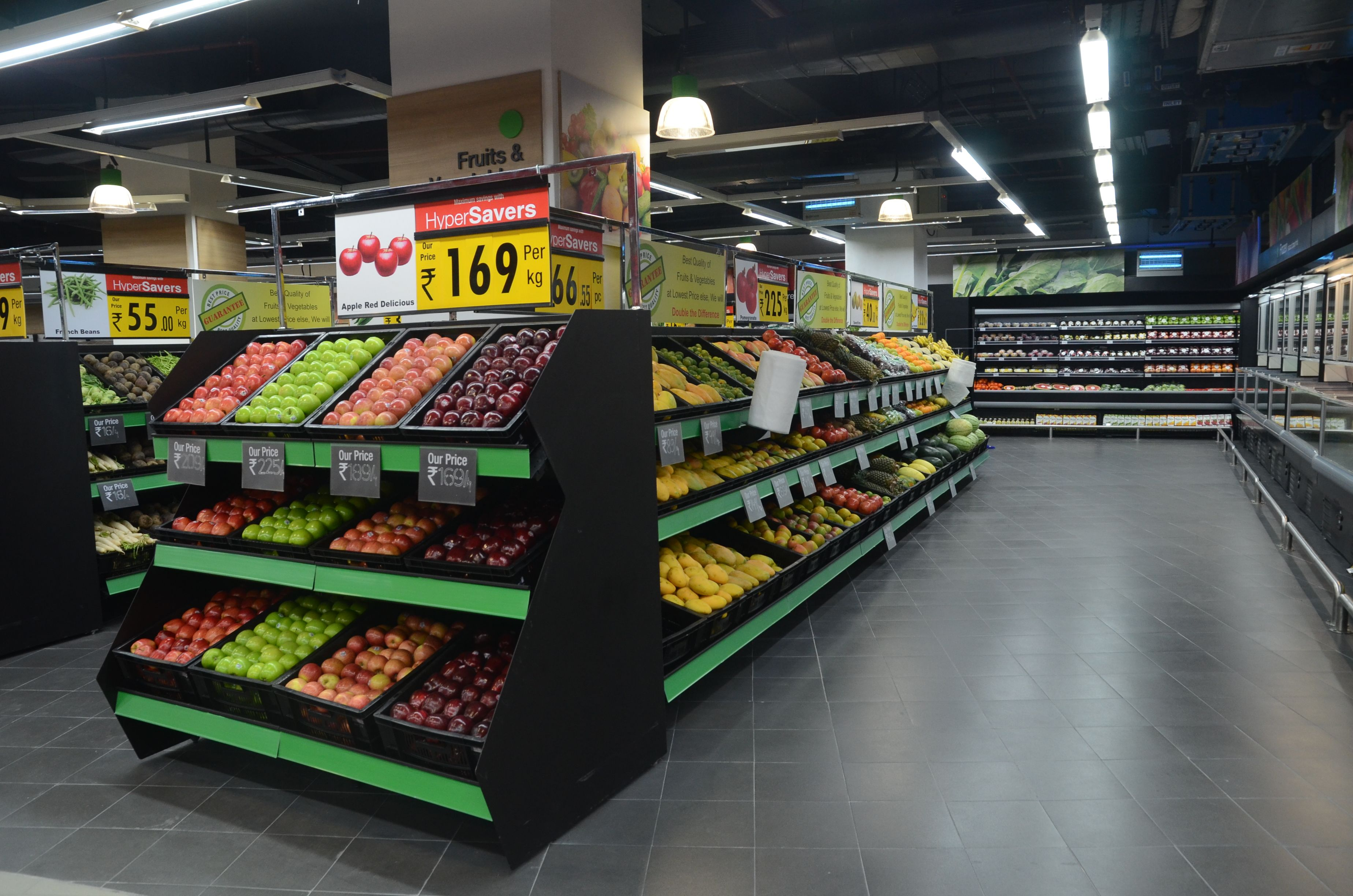 HyperCITY 3rd store at Whitefield