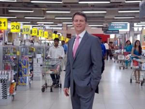 Mr. Mark Ashman - CEO, HyperCITY Retail (India) Ltd