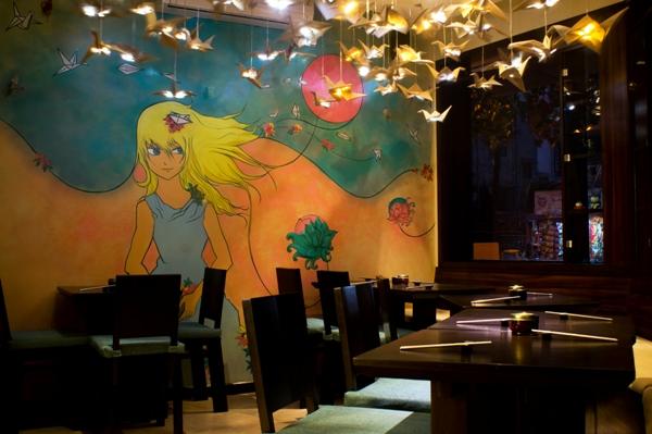 Aoi the Japanese restaurant in Bandra