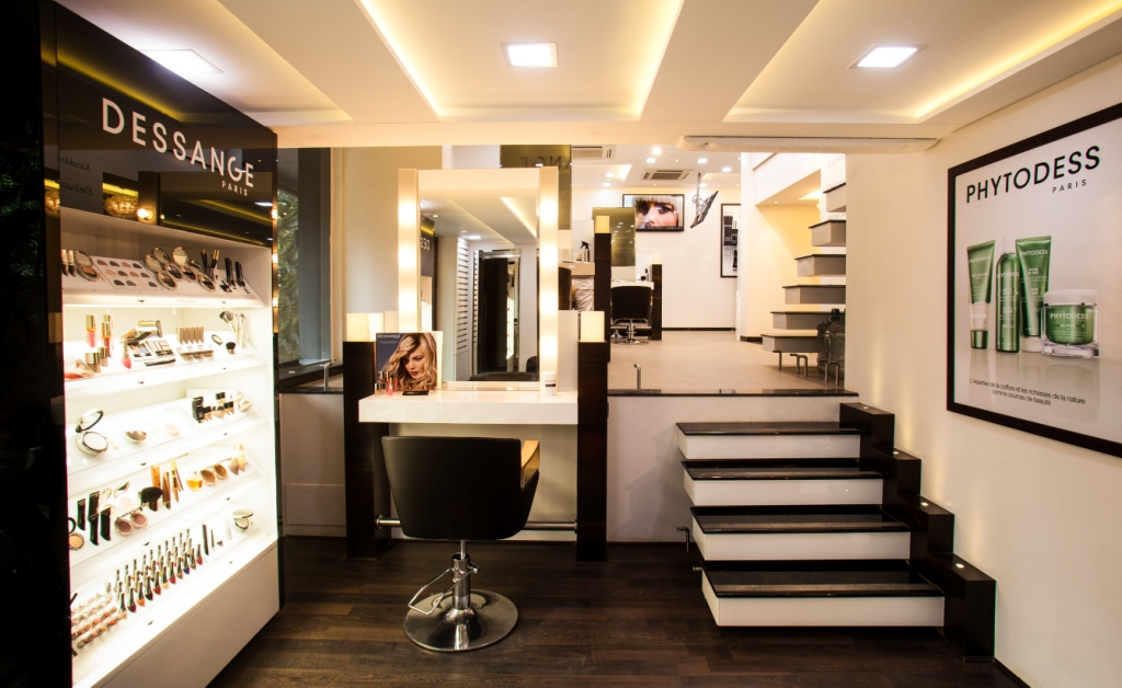 Beauty gets a new address dessange paris comes to mumbai for Salon apb paris