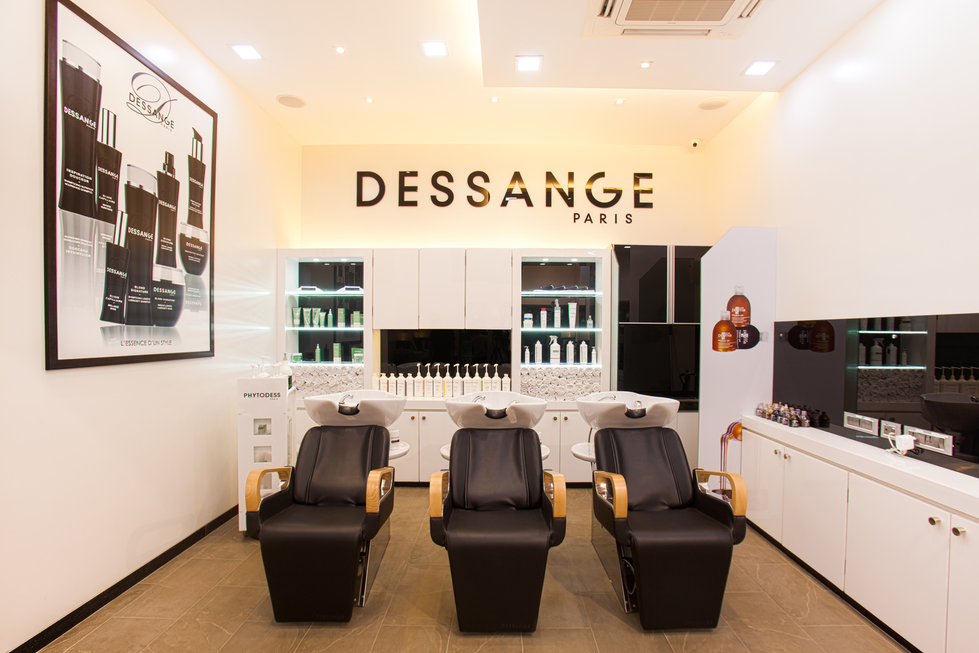 Beauty gets a new address dessange paris comes to mumbai for Hotel design paris spa