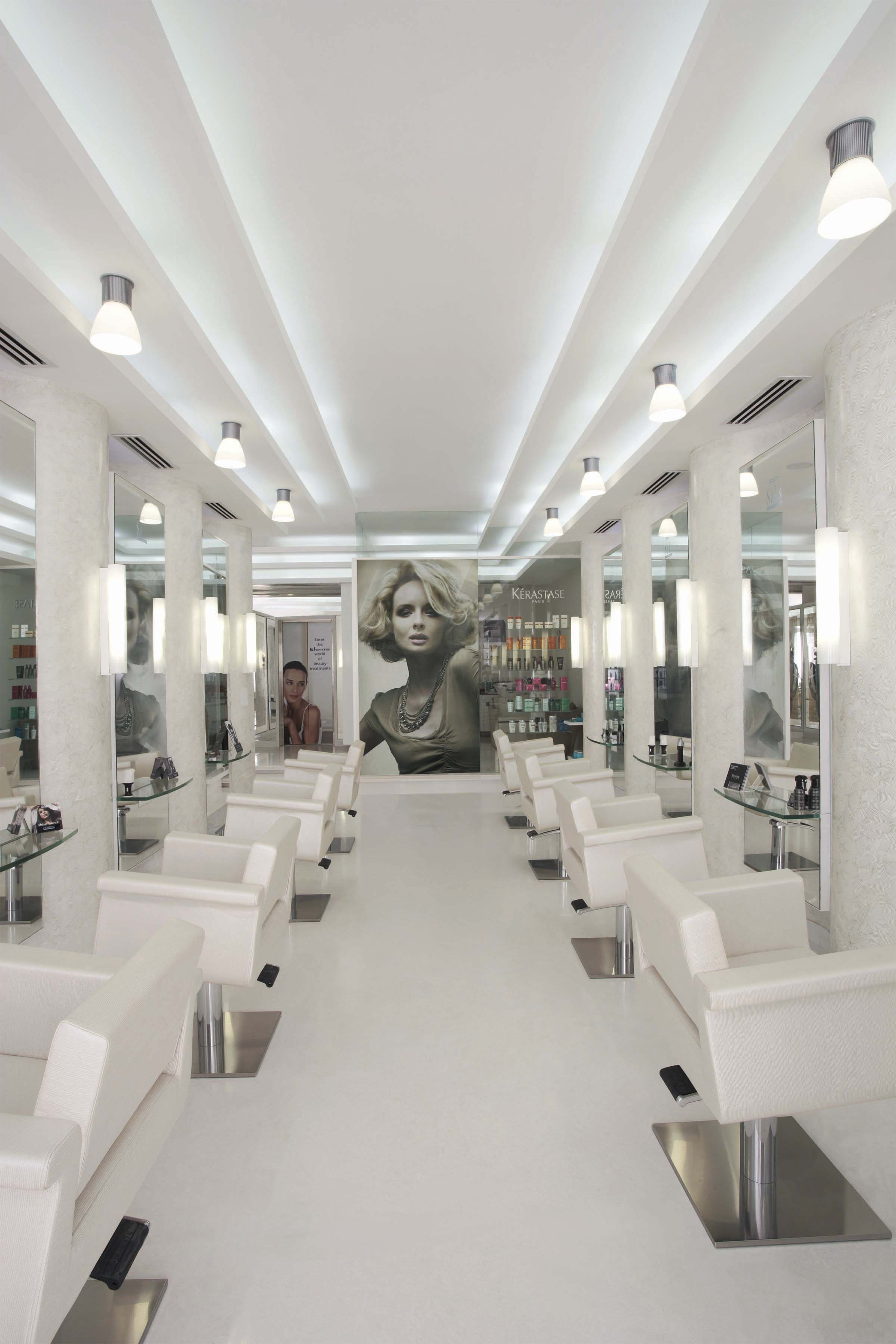 Saks london to open third salon in mumbai at kemps corner for A luxe beauty salon