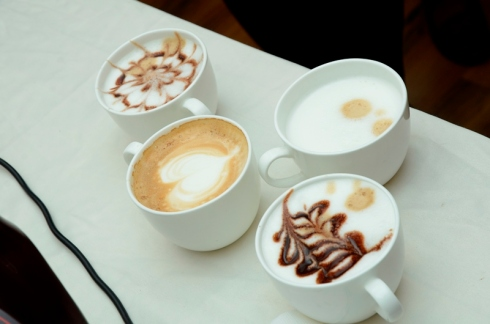 Coffee Art by Experts