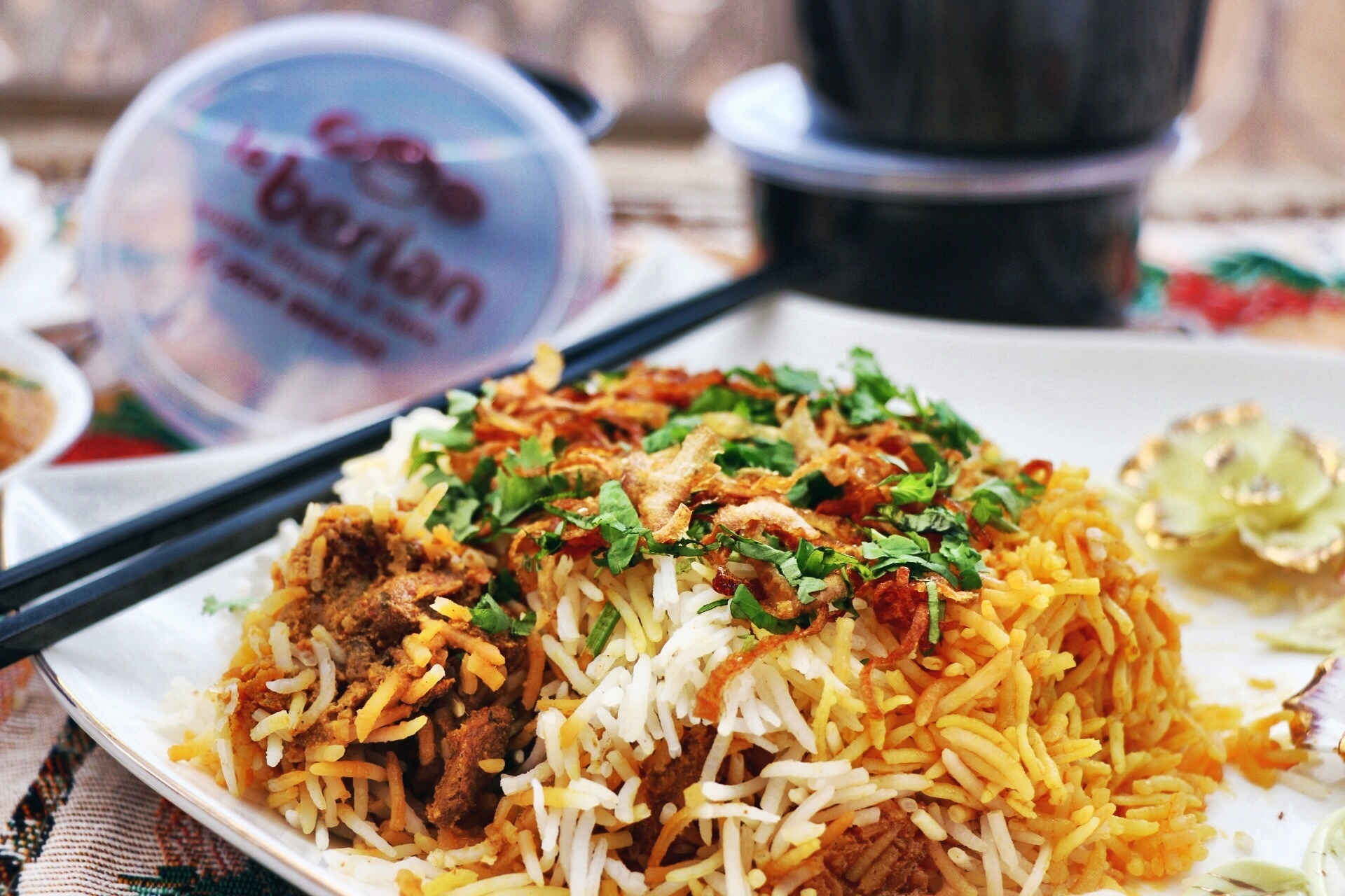 Bohri Biryani | Fashionably Foody