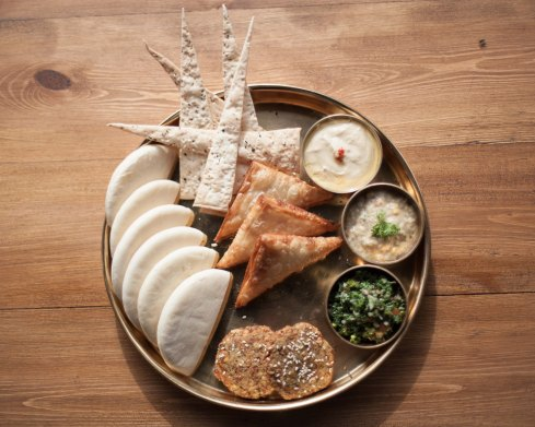 Achmed's Mezze Platter