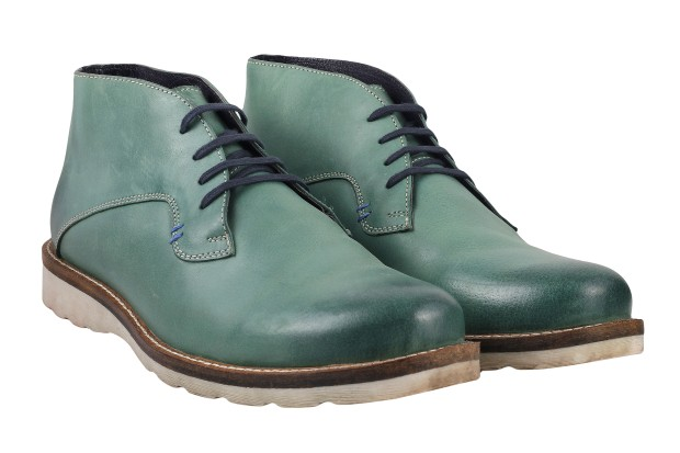 Buck shoes from Metro Rs 3490
