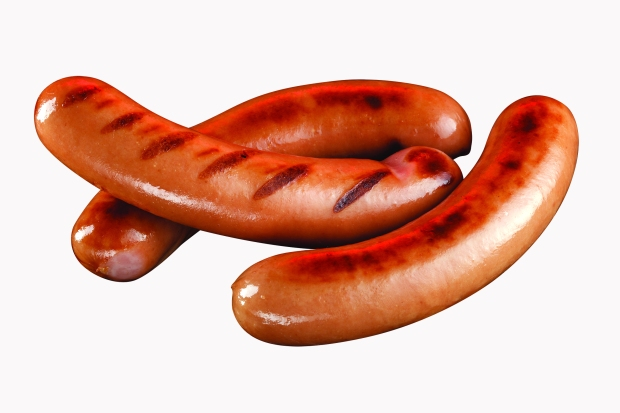 Moroccan smoked sausages