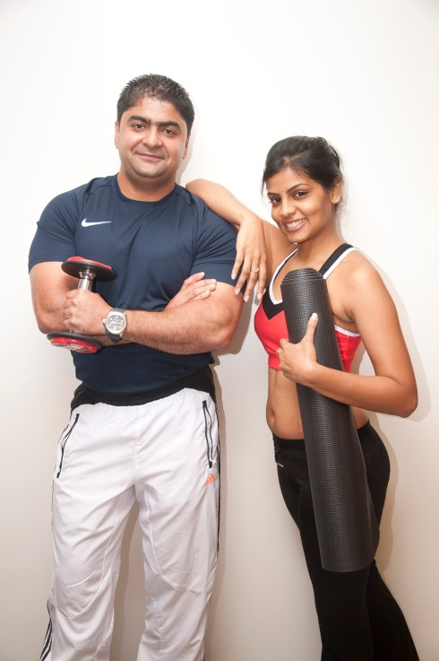 Dr.Asif Khan, Program Manager, Fitness Transformation Program