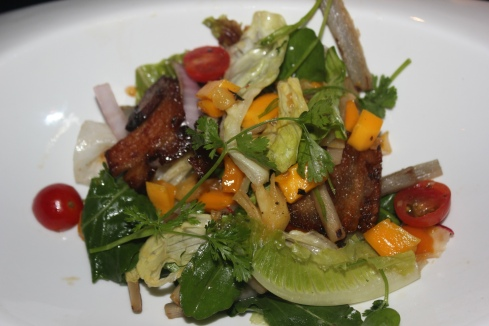 Caramelized Pork Belly Salad_ASADO