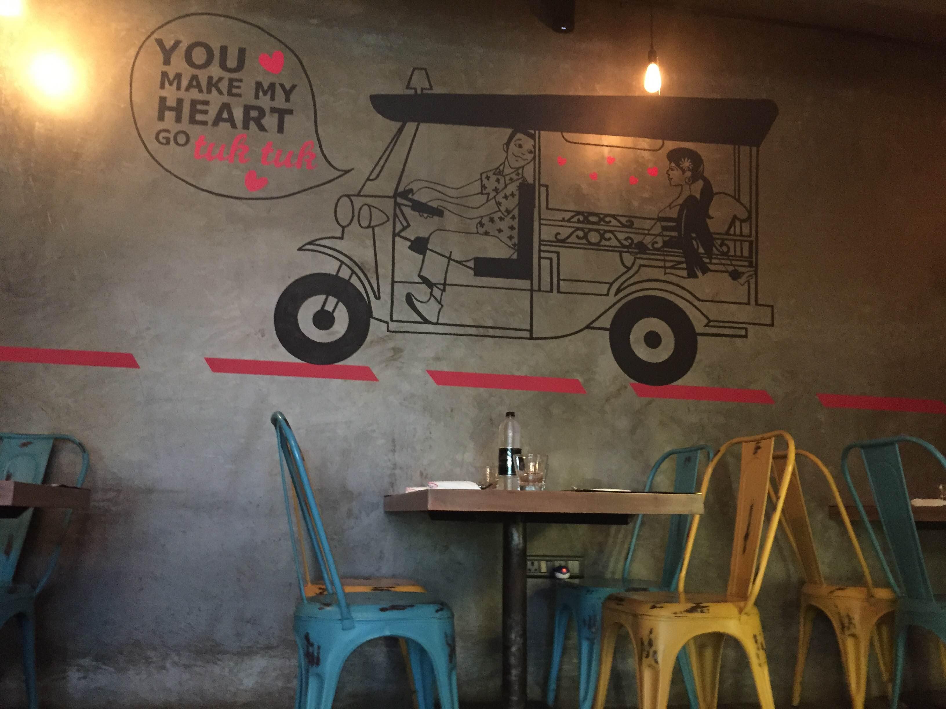 Review – Eat Thai Bandra | Fashionably Foody