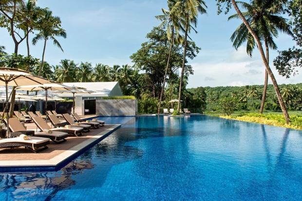 pool, Grand Mercure Goa Shrem, Resort, Goa