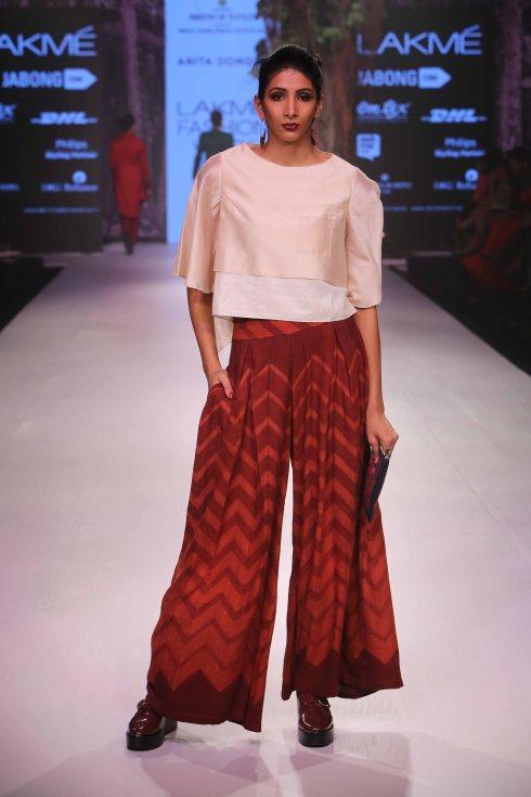 Anita Dongre, Grassroot, fashion, fusion wear, craftsmen, warli, gota patti, ikat
