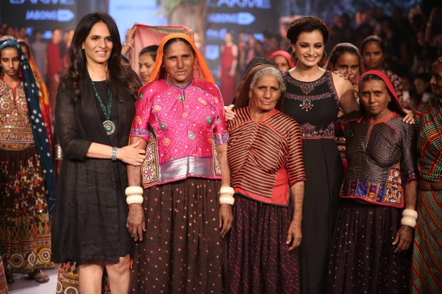 Anita Dongre, grassroot, traditional, western wear, fusion wear, traditional, designer,