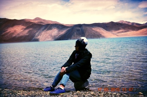 Pangong Lake, Leh, Ladakh, river, lake, salt water lake