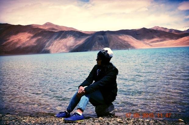 Pangong Lake, Leh, Ladakh, river, lake, salt water lake
