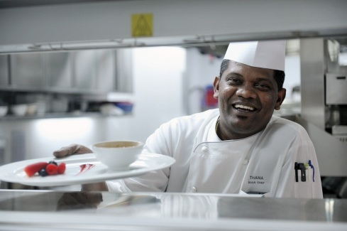 Chef Thanabalan, food, Singapore, JW Marriott