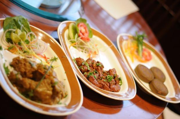 Kababs, Mumbai, ITC Hotel, chef Farooqui, Indian food