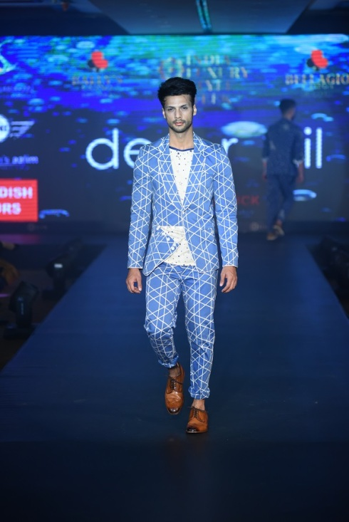 style, fashion, India Luxury style Week, Bangalore, menswear