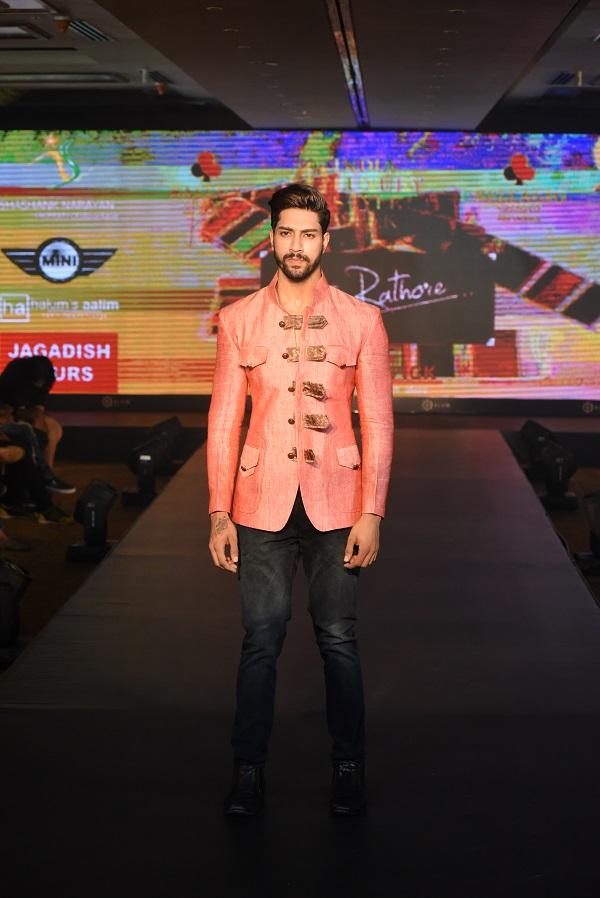 style, fashion, India Luxury style Week, Bangalore, menswear