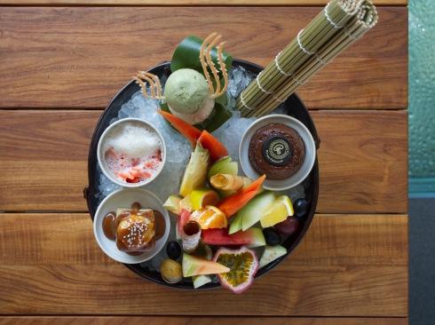 Omakase Dessert Platter 2