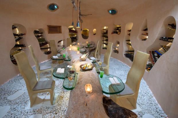 gili Lankanfushi, resort, travel, Maldives, wine cellar, Nivedita Jayaram Pawar