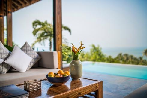 coco sindhudurg pool view